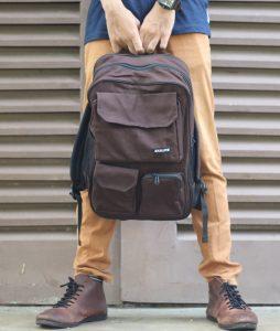 Backpack Horizon Brown 2
