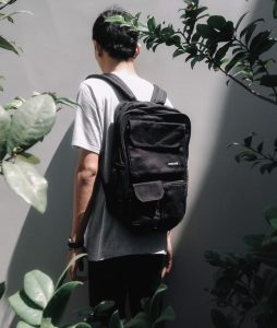 Backpack Horizon Black 1