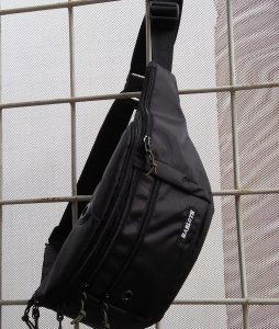 Zest Waistbag Black